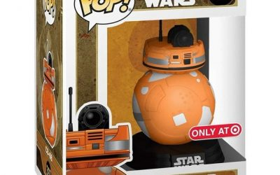 New Star Wars Galaxy's Edge CB-6B Funko Pop! Bobble Head Toy available now!
